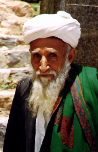picture of yemeni face